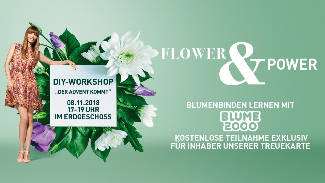 Diy Flower Workshop Schonhauserallee
